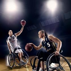 Active Style For Wheelchair Sports