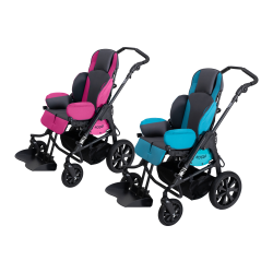 Use as a Double Stroller or Two Individuals