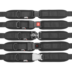 Different Buckle Options