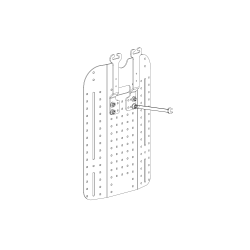 Spex Harness Guides Height Adjustable