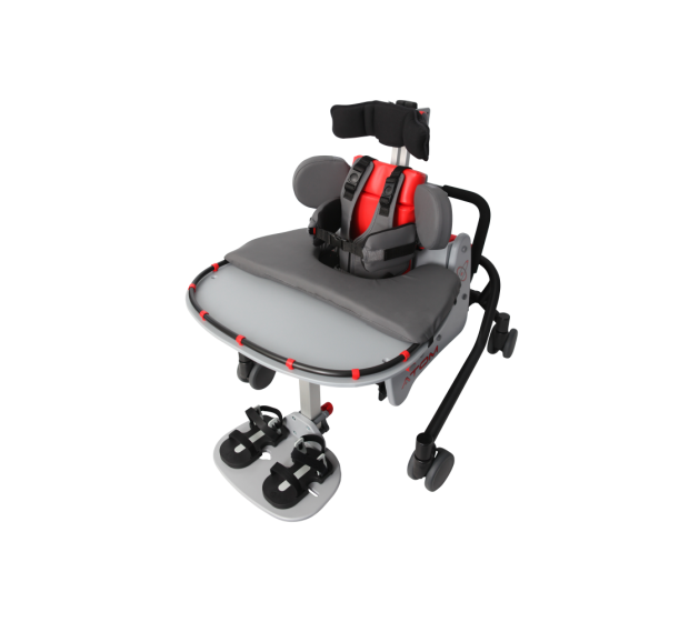 Jenx Atom with Half Tray Padding