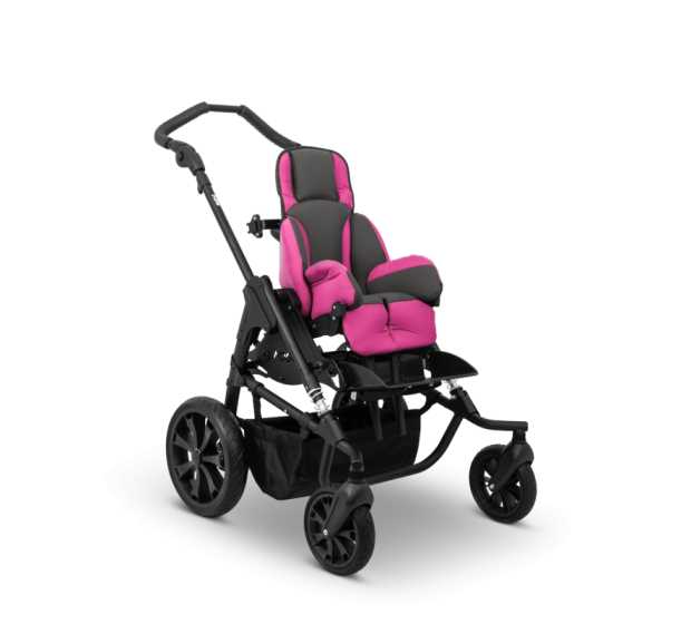 Bingo Evo Mini Stroller - Pink Colourway