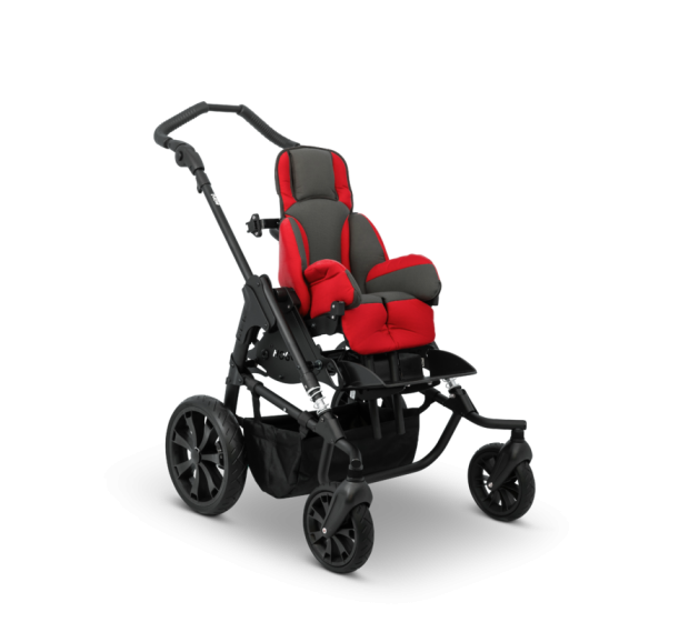 Bingo Evo Mini Stroller - Red Colourway