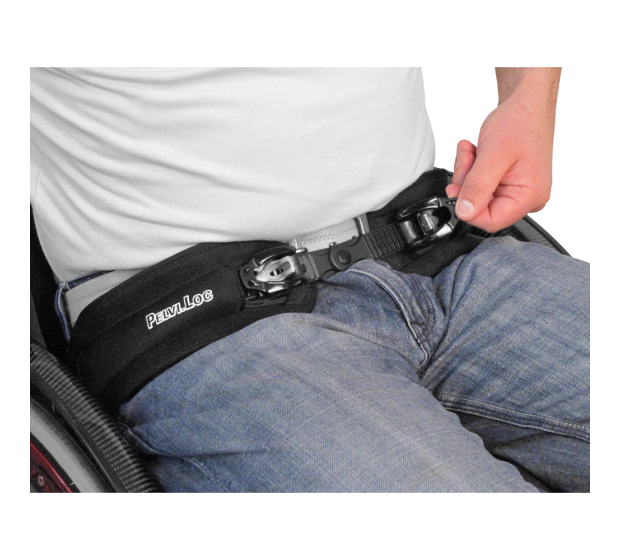 Compact buckle for low-profile use