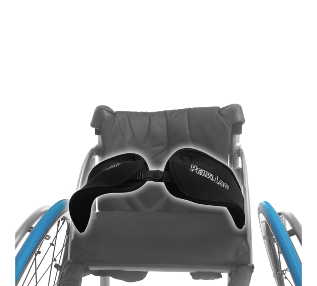 Active style on a wheelchair
