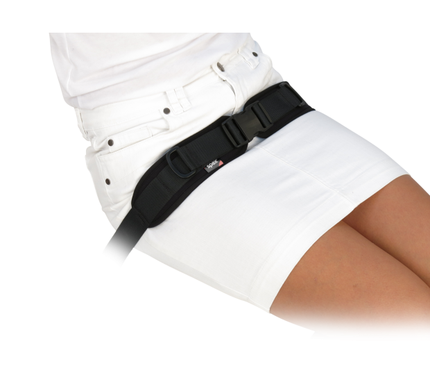 Spex 2 Point Dual Centre Pull Padded Hip Belt - Side Release Buckle