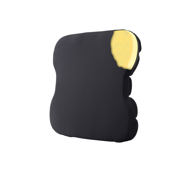 Spex Classic Surface Back Support inner layer showing the pressure relieving foam