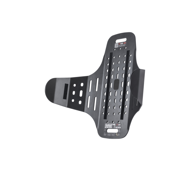 Spex Zygo Deep Contour Mid Back Support Shell